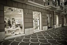 I nostri Punti Vendita / Una carrellata dei nostri punti vendita ad Albenga