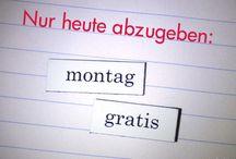 German / by bits2bite