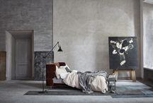 Sypialnia w stylu NAP
