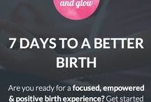 [7 DAYS to a BETTER BIRTH] Free prenatal yoga online. / 7 Days to a Better Birth is a free prenatal yoga course. You'll get 7 x 20min prenatal yoga sequences Tips for breathing Birth Skills Bonus materials