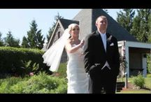 Wedding Films / Videos of Weddings at The Oregon Golf Club