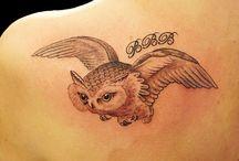 Tattoos / by LA Tippette