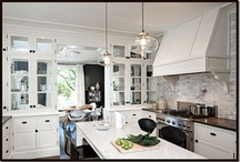 Kitchen Spaces / by Jessica Holden