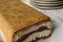 semifreddo mascarpone Nutella e pavesini