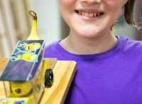 Kid's Corner / Find wooden projects, toys, Pine Wood Derby & Other Kits at Woodcraft / by Woodcraft