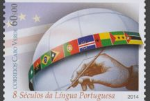 New stamps issue released by STAMPERIJA | No. 416 / CAPE VERDE (Cabo Verde) 2014 - Code: CV14101a-CV14103a