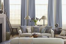 Window Treatments / Ideas and examples of window treatments