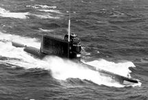 Russian Ballistic Missile Submarines. / PLRB and PLARB