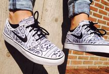 • Shoes °