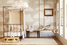 Nursery & Play rooms / Beautiful child spaces that will make your ovaries explode