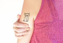 Minimal Tattoos