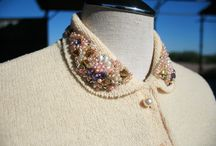 beaded knits / Looking for inspiration for beaded knit designs