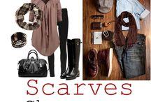 Scarves styl