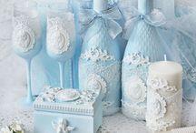 Свадьба голубая