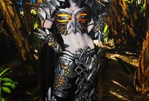 Cosplay: Jessica Nigri / I dunno if she's the queen of cosplay, surely she is the hottest...
