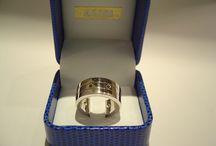 """Le fedi - wedding ring / Wedding Ring: Per il momento più bello scegli di """"sigillare"""" il tuo amore con una delle fedi Alisi Gioielli. Anche personalizzate e su disegno del cliente. Un oggetto unico per un momento unico"""