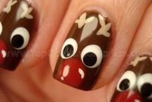 Christmas Nail Art / Colora il tuo Natale con unghie magnificamente bellissime!