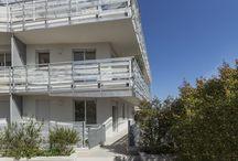 Cagliari, complesso residenziale - Planet 62 e Slide 106