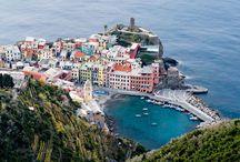 Travel — Italy