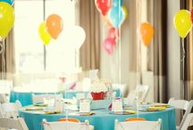 parties - party tables & ideas