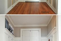 elementary remodel stuff / inspiration  / by Cortney Cannon