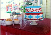 Parties by One Thrifty Chick / Parties and events created by One Thrifty Chick