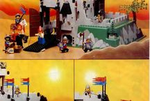 Lego ohjeet