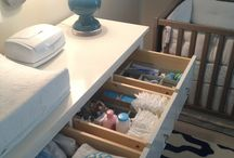 Organize baby pieces
