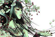 Geishas fantasy