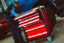 Unsere Werkstattwagen