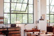Ateliers, studios...