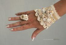 Hæklede smykker