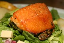 Pescatarian Lifestyle  / by Catherine Shelby