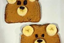 Kids snacks / by Beth Cook