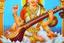 Saraswati / Sarasvati
