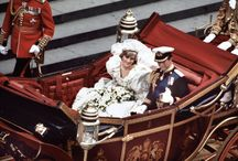 Diana hercegnő  életútja.