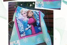 Patchwork: Frozen panel ideas