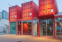 Shipping Container Design Studio