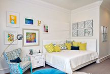 Teen room ideas / by Gerryl Krilic