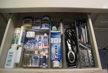 drawer organizing / Professional Organizer Houston | Personal Organizer Houston | Closet Organizer Houston | Residential Organizing Houston.  Drawer Organizing projects.