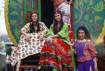 Gypsy-Βοhemian beauty