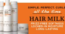 Natural Hair Care, Natural Beauty Products, Natural Skincare - Carol's Daughter - Hair Milk - Simple. Perfect. Curls.