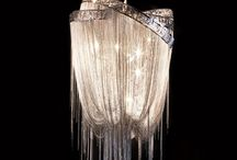 Chandeliers / by Rachel Thompson