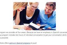 Spanish Institute of Puebla to learn Spanish