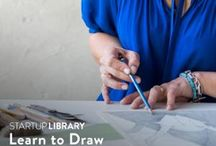 Draw how to