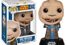 Star Wars Funko Pop Vinyl Figures