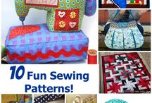 Teach Me How To Sew / by Valarie