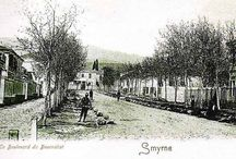 Bornova/Bournabat / A district of Izmir situated approximately 10km north-east of Izmir. In 1920 there were 15,000 inhabitants of which 7,500 were Greek, 5,500 Turks and 2000 others.