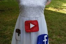 Halloween / Ideas for costumes  / by Beth McKiernan