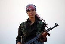 Guerilla PKK - YPG